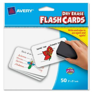 FLASHCRD,WRITEON,3X5,DE