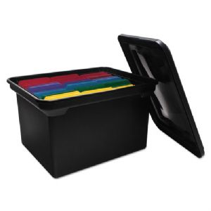TUB, FILE HOLDER  WITH LID
