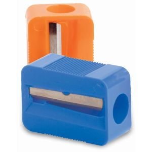 SHARPENER,PENCIL,PLASTIC