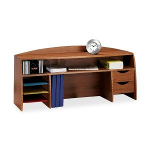 SPACESAVER,DESK,WOOD,47