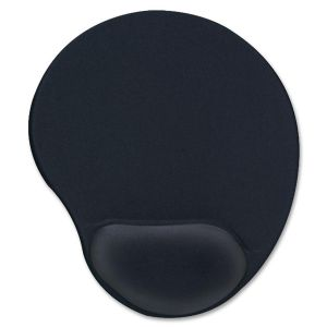 MOUSEPAD,GEL,BK