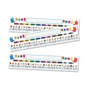 NAMEPLATE,QUICK STICK,30PK
