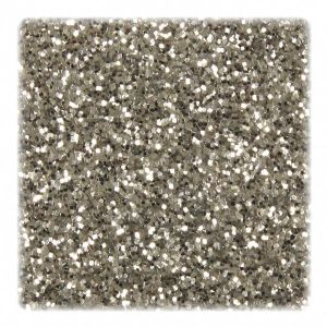 GLITTER,SILVER,1LB