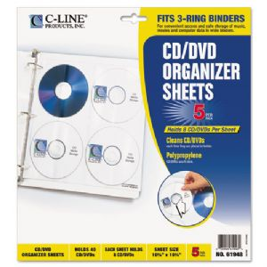 HOLDER,CD,8 CPCTY,S/PAGE