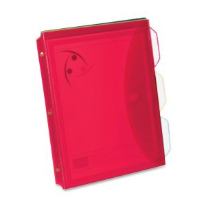 FOLDER,ENV,W/3-TAB DIVIDERS