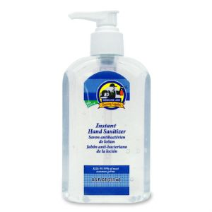 SANITIZER,HAND,GEL,8.5OZ