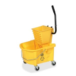 BUCKET,MOP,PRESS,26QT