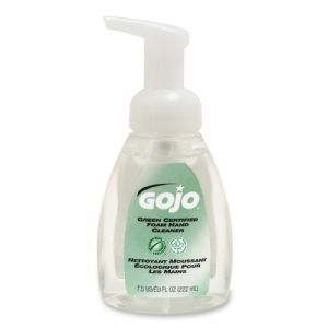 SOAP,FOAM,GREEN,GOJO