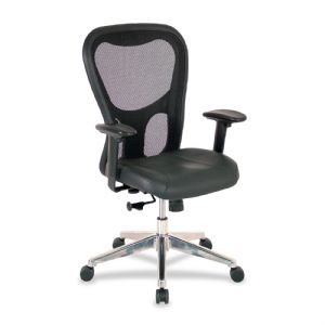 CHAIR,MSH,MIDBACK,BLK
