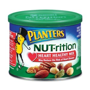 NUTS,HEART HEALTH,PLANTERS
