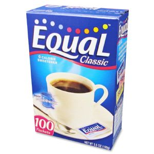 SUGAR ,EQUAL,100 CT