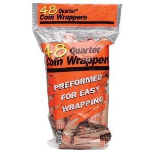 COINWRAP,PREFORM,QRTR,48CT