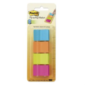 PAGE MARKERS,POP UP,MI