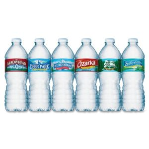 WATER,BOTTLED,.5LTR