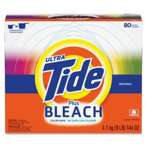 TIDE POWDER W BLEACH