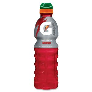GATORADE,F PUNCH,24 OZ,BTL