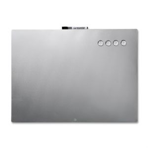 QUARTET Multi-functional Board, 17x23, Stainless Steel at ...