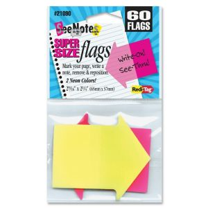 FLAGS,ARROW,SPRSZ,60PK,ASST