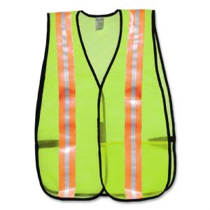 81008 VEST, LIME MESH