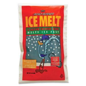 BAG, 20LB ICE MELT