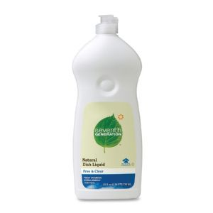 NATURAL DISH LIQUID SOAP