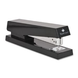 STAPLER,FULL STRIP,BK