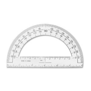 PROTRACTOR,6-CR,ROG02102