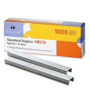 STAPLES,CHISEL PT,STD,5M/BX