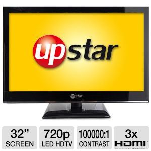 "UpStar P32EXT 32"" 720p LED HDTV"