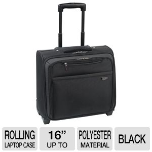 Solo Rolling Laptop Case