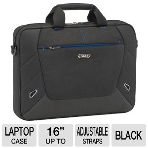 Solo Slim Laptop Briefcase