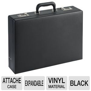 Solo Expandable Attache Case 