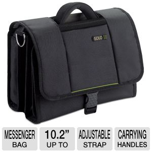 Solo Tablet Messenger Bag