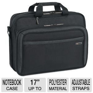 Solo Sterling CheckFast Laptop Case