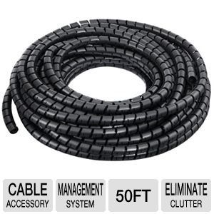 Ultra 50ft Cable Management - Small