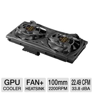 Ultra Carbon X4 Multi-Socket VGA Cooler