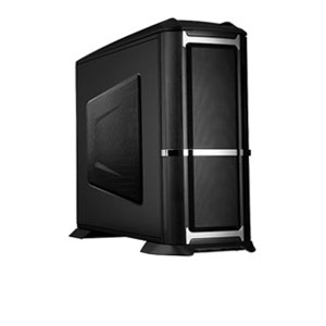 Ultra Black Full-Tower Case ATX/mATX Case