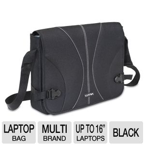 ULTRA SENTINEL Notebook Messenger Bag - Up to 16""