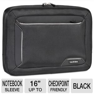 Ultra Defender Notebook Sleeve - Up to 16""