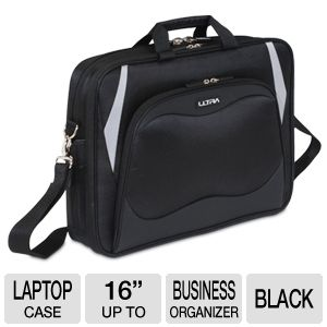 Ultra Knight Top Load Notebook Case - Up to 16""