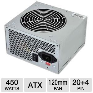 OEM 450W ATX Power Supply