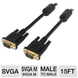 Ultra 15FT SVGA Monitor Cable
