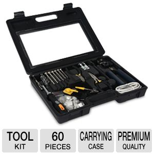 Ultra Precision X 60-Piece Networking Tools
