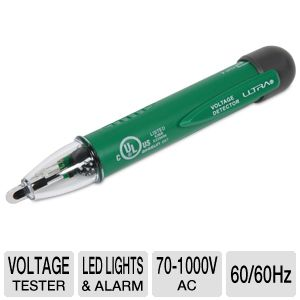 Ultra Precision X Non-Contact Voltage Tester