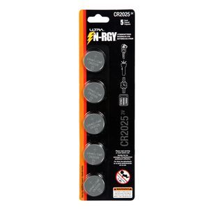 ULTRA N-RGY 3V Button Cell Battery
