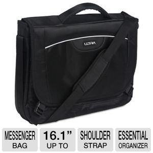 Ultra Defender Laptop Messenger Bag