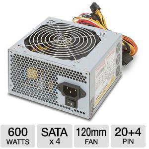 ULTRA LS Series V2 600w ATX Power Supply