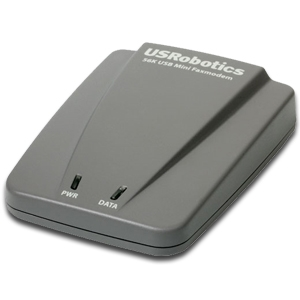 US Robotics USR5635 56k USB Mini Faxmodem