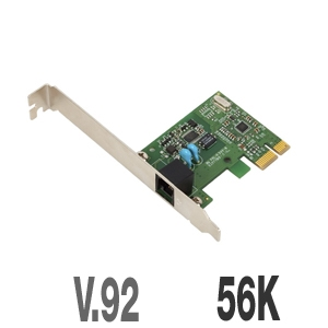 USRobotics USR5638 56K V.92 PCI Express Faxmodem