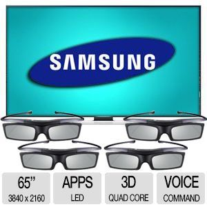 "Samsung 65"" 3D Smart UHD TV - UN65HU8550"